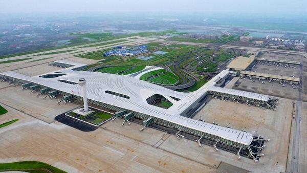 武漢天河機場